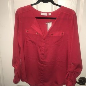 NY&C blouse